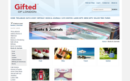 Gifted of London - Category Page