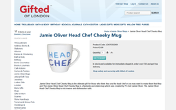 Gifted of London - Product Page