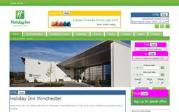 Holiday Inn Winchester Admin