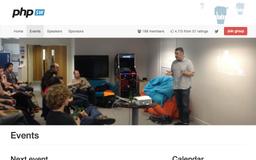 PHPSW Events
