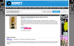 Sconty - Product Page